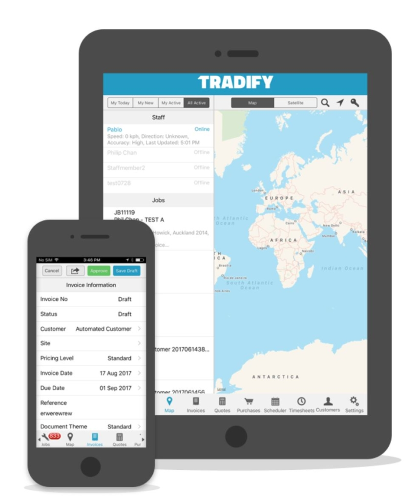 Tradify Experienced Bookkeepers  Adelaide